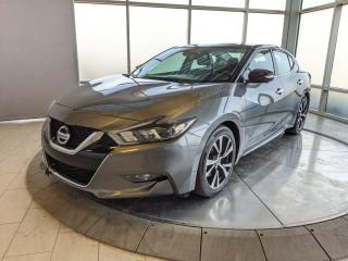 Used 2018 Nissan Maxima Platinum | H&C Seats | Sunroof | No Accidents for sale in Edmonton, AB