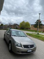 Used 2006 Nissan Altima S for sale in Cambridge, ON