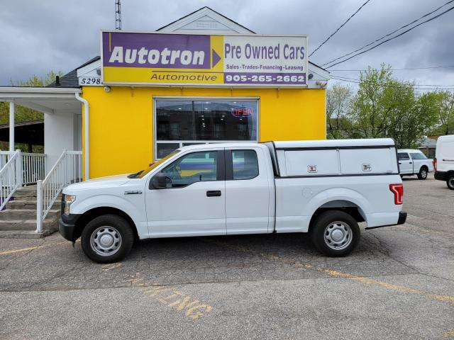 2016 Ford F-150 Ford F-150 XL Ext Cab 6.5