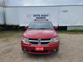 Used 2010 Dodge Journey R/T for sale in Barrie, ON