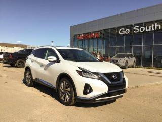 New 2021 Nissan Murano SL for sale in Edmonton, AB