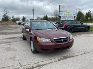 Used 2007 Hyundai Sonata for sale in Komoka, ON