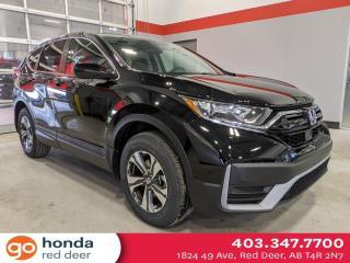 New 2021 Honda CR-V LX for sale in Red Deer, AB