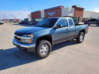 Used 2007 Chevrolet Colorado LT Z85 for sale in Steinbach, MB