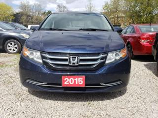 Used 2015 Honda Odyssey for sale in Scarborough, ON