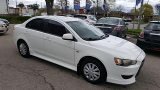Used 2011 Mitsubishi Lancer for sale in Etobicoke, ON