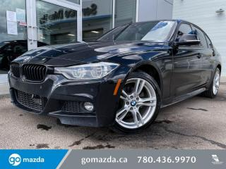 Used 2018 BMW 3 Series 328D - XDRIVE, NAV, BACK UP, BLINDSPOT, SUNROOF AND MORE for sale in Edmonton, AB