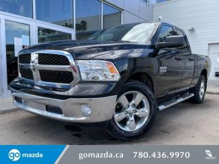 Used 2019 RAM 1500 Classic CLASSIC ST - 4X4, BLUETOOTH, BACK UP, CLOTH, POWER OPTIONS AND MORE for sale in Edmonton, AB