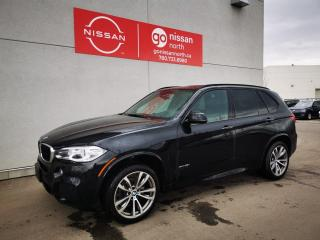 Used 2016 BMW X5 XDRIVE/M-SPORT/DRIVERS ASSISTANCE/PANO ROOF for sale in Edmonton, AB