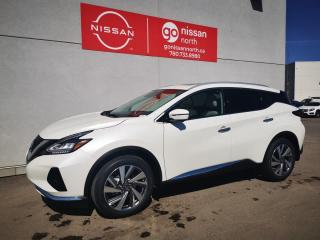 New 2021 Nissan Murano MIDNIGHT EDITION/BOSE STEREO/BACK UP CAM/BLUETOOTH/KEYLESS START for sale in Edmonton, AB