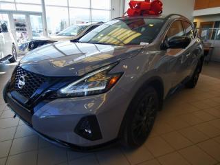 New 2021 Nissan Murano SL/AWD/BACK UP CAM/KEYLESS START/BLIND SPOT MONITOR for sale in Edmonton, AB
