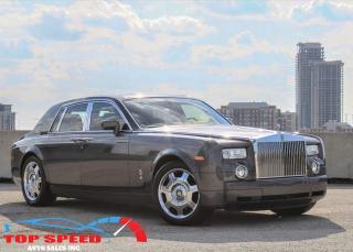 Used 2006 Rolls Royce Phantom PUSH BUTTON CLOSING DOORS | NAV | PUSH START for sale in Richmond Hill, ON