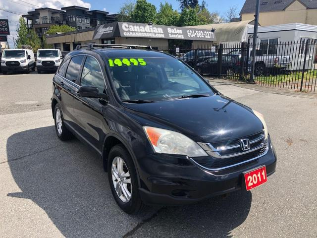 2011 Honda CR-V EX-L 2.4L 4 CYL 180HP 5 SPD AUTO
