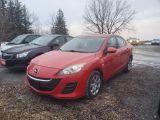 Photo of Red 2010 Mazda MAZDA3