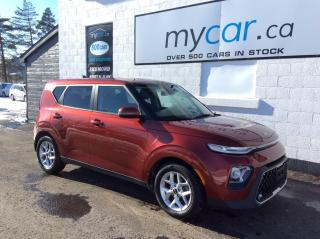 Used 2020 Kia Soul EX HEATED SEATS, ALLOYS, BACKUP CAM!! PREVIOUS RENTAL for sale in Kingston, ON