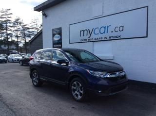 Used 2017 Honda CR-V EX SUNROOF, HEATED SEATS, ALLOYS, BACKUP CAM!! for sale in North Bay, ON