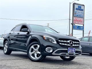 Used 2018 Mercedes-Benz GLA No accidents |GLA 250 |AWD |Nav|Panoroof|Certified for sale in Brampton, ON