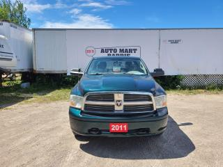 Used 2011 RAM 1500 SLT for sale in Barrie, ON