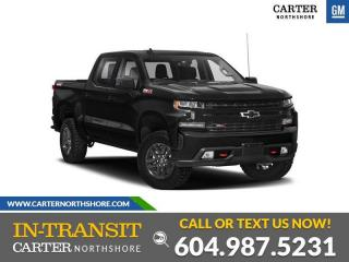 New 2021 Chevrolet Silverado 1500 LT Trail Boss for sale in North Vancouver, BC
