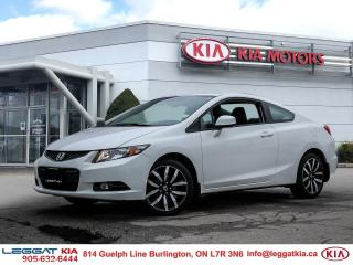 Used 2013 Honda Civic EX-L Navi EX-L for sale in Burlington, ON