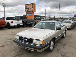 Used 1986 Audi 5000 Turbo*MINT CONDITION*ONLY 151KMS*DRIVES GREAT for sale in London, ON