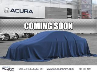 Used 2019 Acura RDX A-Spec Acura Certified, Clean Car Fax! (SOLD) for sale in Burlington, ON