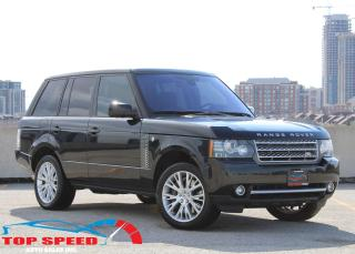 Used 2011 Land Rover Range Rover AUTOBIOGRAPHY | DIGITAL DASH | NAVI | DRIVER TECH for sale in Richmond Hill, ON