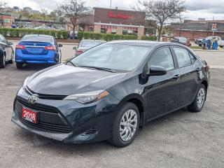 Used 2018 Toyota Corolla LE for sale in Waterloo, ON