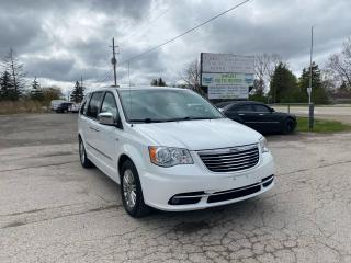 Used 2014 Chrysler Town & Country Touring w/Leather 30th Anniversary for sale in Komoka, ON