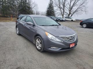 Used 2012 Hyundai Sonata SE SPORT POWER SUNROOF NEW BRAKES CERTIFIED for sale in Stouffville, ON
