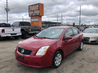 Used 2009 Nissan Sentra **AUTO**ONLY 97,000KMS**DRIVES GREAT**CERTIFIED for sale in London, ON