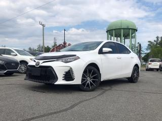 Used 2017 Toyota Corolla SE MODEL for sale in Stittsville, ON