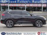2017 Nissan Rogue SL PLATINUM, AWD, LEATHER SEATS, NAVI, BLIND SPOT