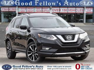 Used 2017 Nissan Rogue SL PLATINUM, AWD, LEATHER SEATS, NAVI, BLIND SPOT for sale in Toronto, ON