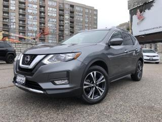 Used 2020 Nissan Rogue No Accidents!, Blind Spot Monitoring, Pano Roof, Apple Car Play, Android Auto for sale in North York, ON