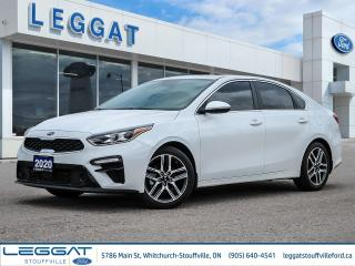 Used 2020 Kia Forte EX for sale in Stouffville, ON