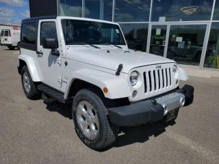 Used 2014 Jeep Wrangler Sahara NAV, Heated Seats, Bluetooth, Running Boards! for sale in Ingersoll, ON