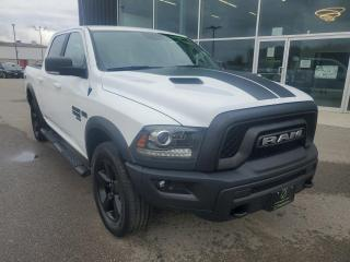 Used 2019 RAM 1500 Classic SLT NAV, Sunroof, Heated Seats & Wheel, Trailer Brake Controller!!! for sale in Ingersoll, ON