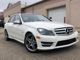 Used 2012 Mercedes-Benz C-Class 4dr Sdn C 350 4MATIC for sale in Waterloo, ON