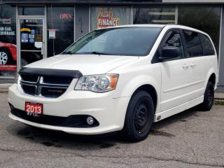Used 2013 Dodge Grand Caravan 4dr Wgn SXT for sale in Bowmanville, ON