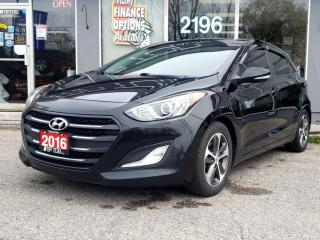 Used 2016 Hyundai Elantra GT 5dr HB Auto GLS w/Tech Pkg for sale in Bowmanville, ON