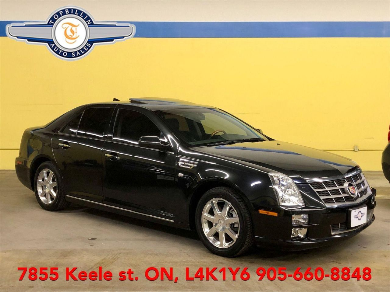 2011 Cadillac STS Luxury, AWD, Only 72,000 Km, Extra Clean