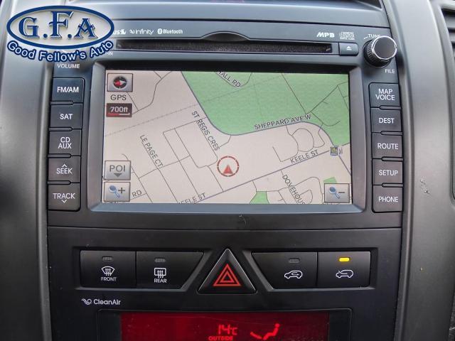 2011 Kia Sorento EX AWD, PAN ROOF, NAVI, LEATHER SEATS, BACKUP CAM