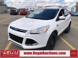 Used 2014 Ford Escape Titanium 4D Utility 4WD 2.0L for sale in Calgary, AB