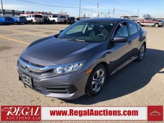 Used 2017 Honda Civic LX 4D Sedan AT 2.0L for sale in Calgary, AB