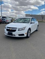 Used 2014 Chevrolet Cruze 1LT I $0 DOWN-EVERYONE APPROVED for sale in Calgary, AB