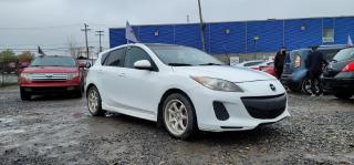 Used 2012 Mazda MAZDA3 Sport GT TOIT GARANTIE 1 ANS for sale in Pointe-aux-Trembles, QC