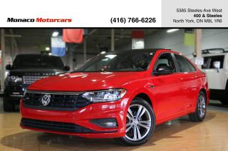 Used 2019 Volkswagen Jetta HIGHLINE - R-LINE|SUNROOF|BACKUP|BLINDSPOT for sale in North York, ON
