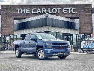 Used 2016 Chevrolet Silverado 1500 1LT 4x4 for sale in Sudbury, ON