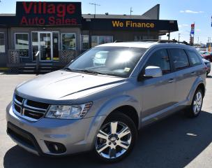 Used 2017 Dodge Journey SXT CRUISE CONTROL! A/C! BACK UP CAMERA! for sale in Saskatoon, SK